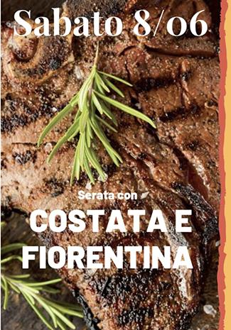 Tour Parco Pineta Costata e Fiorentina Ebike Parco Pineta Ristori pranzo e cena