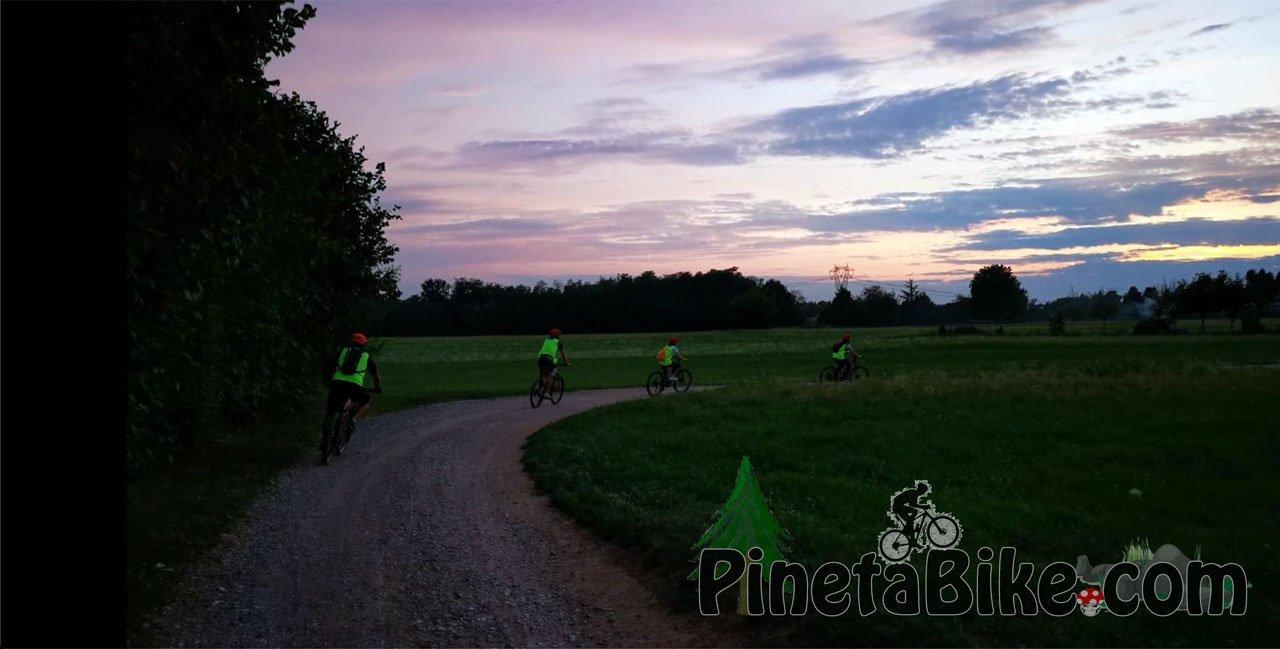 Pineta Bike Foto tour serale nel Parco Pineta